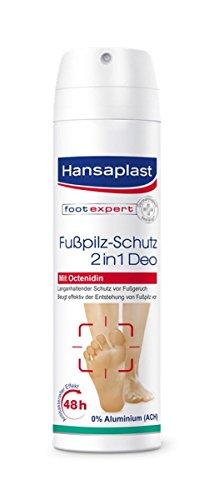 Hansaplast Fußpilz-Schutz 2in1 Deo, 150 ml
