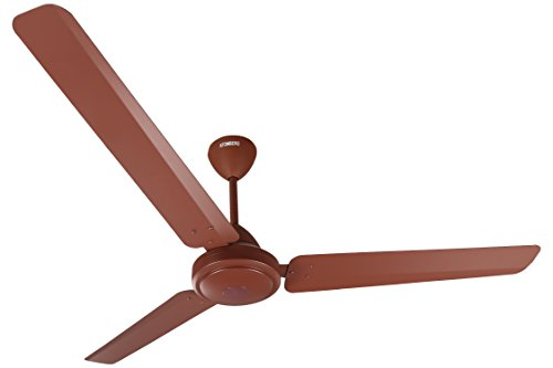 Gorilla Energy Saving BLDC Ceiling Fan with Remote- 1400 mm Matte Brown