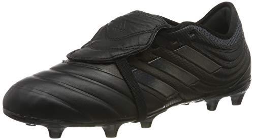 Adidas Copa Gloro 19.2 Fg, Herren Fußballschuhe, Mehrfarbig (Negbás/Negbás/Grisei 000), 40 2/3 EU (7 UK) - Original Adidas Schuhe Männer