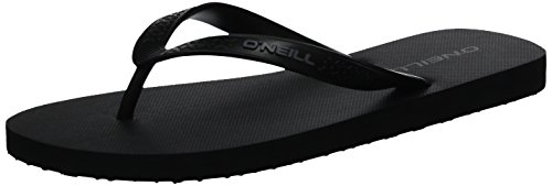 O'Neill Fw Basic, Tongs femme Schwarz (Black Out)