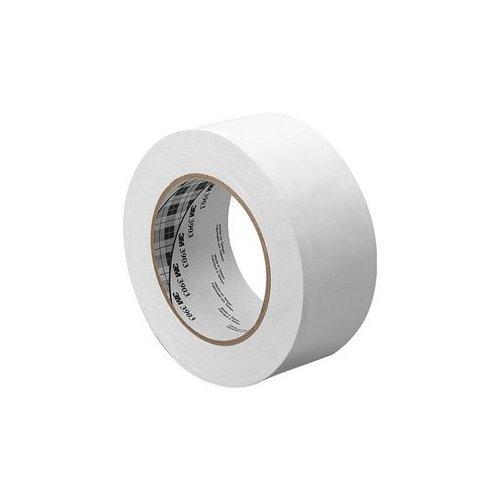 Duct Tape, 4x 50YD, 6,5Mil, weiß, Vinyl (Tape Vinyl Duct White)