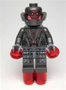 AUTENTICO Lego Age of Ultron - Ultron PRIME Figure mini - Diviso da da 76031 Set
