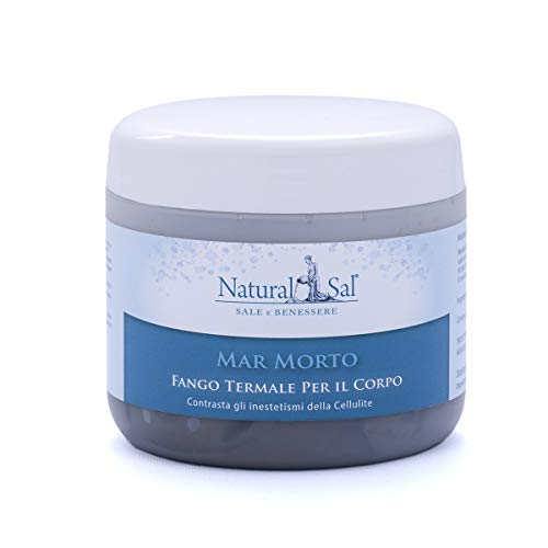 NATURALSAL Fango Termale del Mar Morto 500 ml