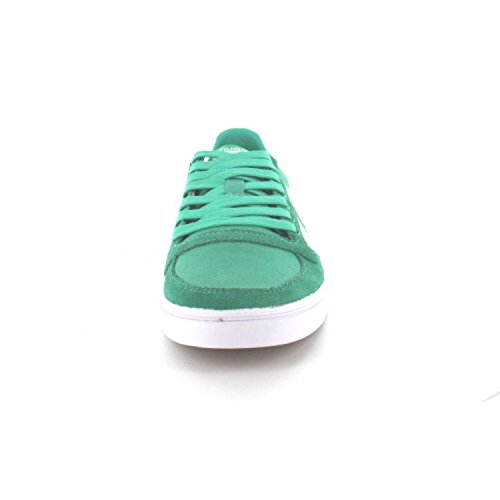 HummelSL Stadil Canvas L - Scarpe da Ginnastica Basse Unisex adulti Verde (verde)