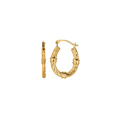 10k-yellow-white-gold-ladies-hoop-earrings-114er