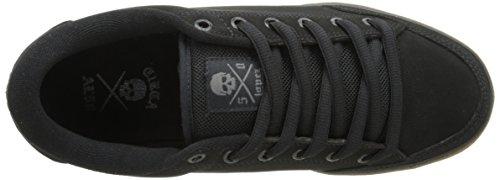 C1RCA  Lopez  50, Sneakers basses mixte adulte Black/gum