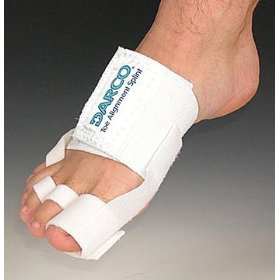 Darco One Size Toe Alignment Splint by Darco (Toe-hook)