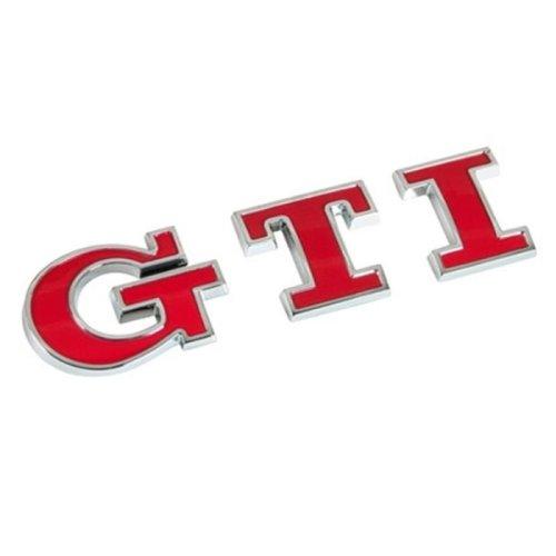akhan 3d07229 - (GTI) emblème Inscription Autocollant