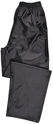 Price comparison product image Portwest S441BKRM Classic Adult Rain Trouser,  Regular,  Size Medium,  Black