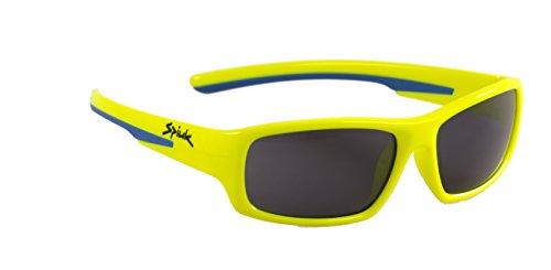 Spiuk Bungy - Gafas para niños, color amarillo/azul
