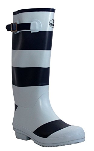 Womens Ladies Wetlands Adjustable Calf Snow Rain Mud Festival Waterproof Wellington Boots Wellies Sizes UK 5-8