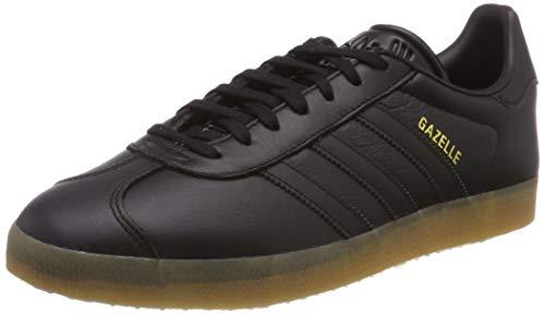 adidas Gazelle, Chaussures de Fitness Homme, Noir (Negro 000), 43 1/3 EU