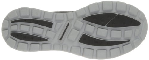 Skechers SuperiorPlame Herren Sneakers Schwarz (Bkgy)