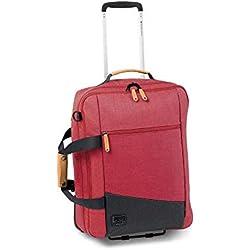 Roncato Adventure Maleta, 50 cm, 43 litros, Rojo