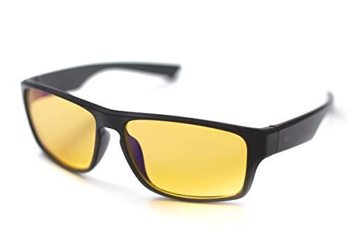 ⭐ [Horus®] - Gafas anti luz azul GAMING | Con el filtro...