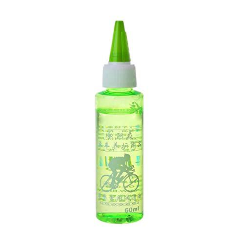 FXCO 60ml Fahrradschmieröl Schmieröl Schmiermittel Schmieröl Radfahren Reiniger Reparaturfett (Laufband-reiniger)