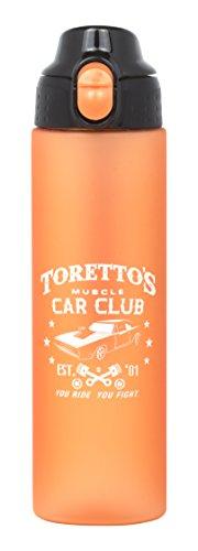 Thumbs Up Fast und Furious Wasser Flasche Orange -