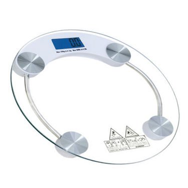120a95458e Buy Venus 8MM Thick Tempered Glass Digital Weighing Scale on Amazon ...
