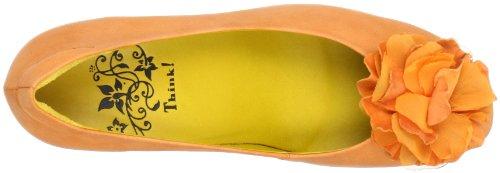 Think Luna 80150 Damen Pumps Orange (karotte 68)
