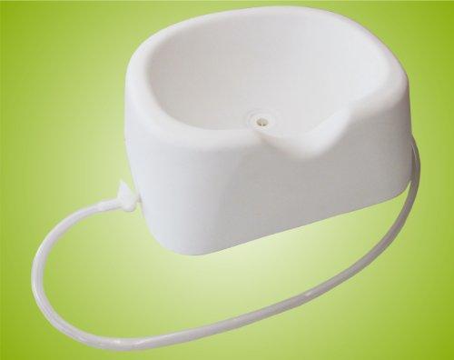 Kopfwaschwanne, Haarwaschwanne, Haarwaschbecken, Bettwaschwanne aus Kunststoff *Top-Qualität zum Top-Preis*