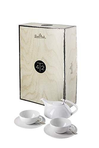 Rosenthal Studio-Line TAC Gropius Weiss Set 7tlg. Tea for Two Rosenthal Studio Line