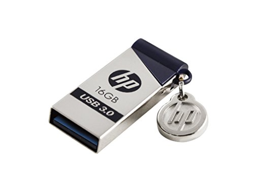 f57dd9688 Buy HP X715W USB 3.0 16GB Pen Drive (Blue   Grey) Online at Lowest ...