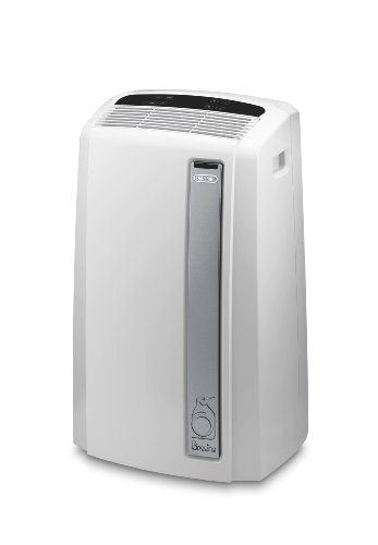 DELONGHI PAC AN112 SILENT - AIRE ACONDICIONADO PORTATIL (A+  950W  0 9 KWH  COLOR BLANCO  LED  44 9 CM)