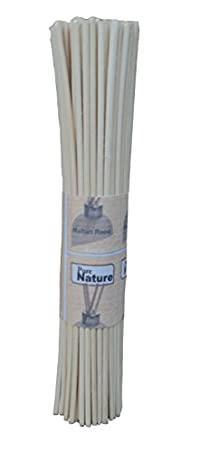 Pure Source Reed Sticks 7 Inch 75 Pcs in one bunch to use for reed diffuser oil (75)