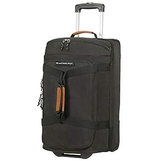 American Tourister AllTrail – Bolsa de Viaje con Ruedas (67 cm), Color Negro