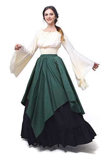 - Mittelalterliche Outfit