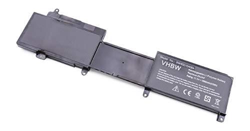 Batterie Li-Polymer 3900mAh (11,1 V) pour Dell Inspiron Serie, par exemple 14-3421, 14R-N5421, 14z, N3421, 5421. Remplace: 2NJNF, 8JVDG, TPMCF.