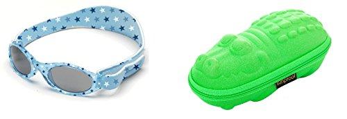 Yoccoes - Lunettes de soleil - Bébé (garçon) 0 à 24 mois multicolore Green 1ed470e41fab
