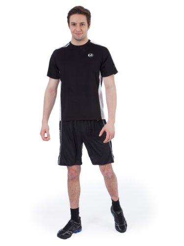 Ultrasport Herren Teamshirt Sporty schwarz
