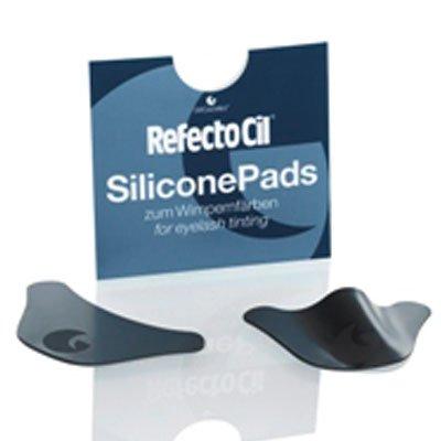 RefectoCil Wimpernblättchen Silicone Pads Wimpernblättchen aus weichem Hightech Silikon