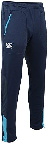 Canterbury Pantalon de jogging fuselé en maille pour homme avec technologie Vapodri Navy blue