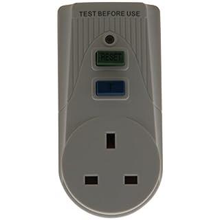 Status SRCDX3 Power Circuit Breaker - White