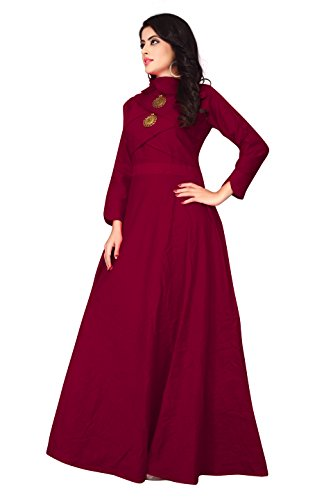 43cd724d628 kurti anarkali for women latest design under 500 aurelia womens cotton  below kurta cottonwalas women's rayon embroidered kurtis ethnic gown full  hand ...