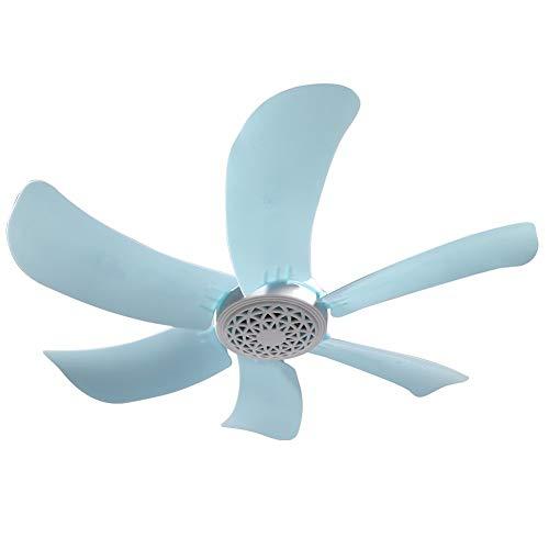 CERU Mini Ventilador Mini Ventilador de Techo eléctrico Anti-Mosquitos para Ahorrar energía...