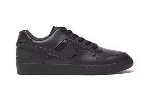 the best attitude e5f69 b10f7 Nike SB Delta Force Vulc, Zapatillas de Skateboard para Hombre, Negro  Black Anthracite