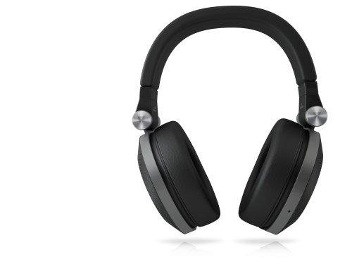 JBL E50 BT Wireless Bluetooth Over-Ear Stereo-Kopfhörer (Integrierter Fernbedienung/Mikrofonsteuerung, ShareMe Technologie, PureBass-Leistung, Kompatibel mit Apple iOS/Android Geräten) schwarz - 3