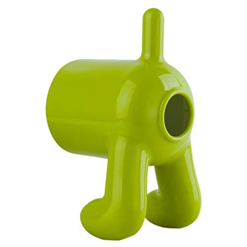 sunnymi  Creative Cute Puppy PP Tissue Box Bad WC Toilettenpapier Box Rolle Papier, Plastik, B, 15x 15 x 26cm