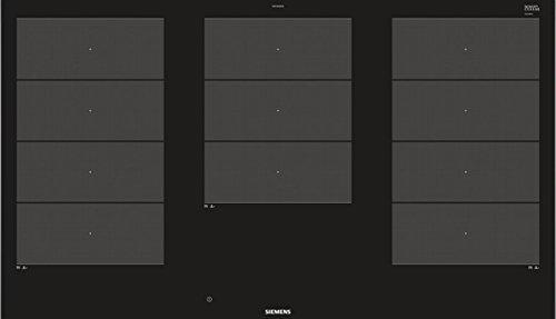 Siemens EX975KXW1E piano cottura Incasso A induzione Nero