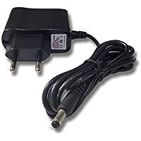 vhbw 220V Chargeur 3W (7.5V/0.4A) pour tablette Innotab VTech 1, 2, 3, 3S, Storio, Storio 2, Mobigo, Kidikick, Kidimagic, V Smile Motion