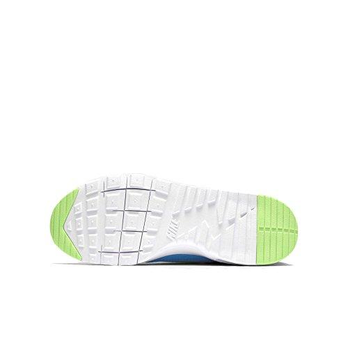 Nike Herren Zoom Ascention (Gs) Basketballschuhe Weiß / Silber