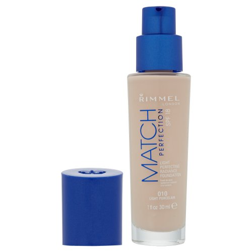 Rimmel Match Perfection Foundation, Light Porcelain