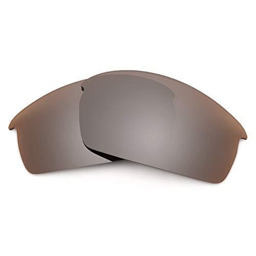 Revant Ersatzlinsen für Oakley Bottlecap Polarisierung Elite Flash Bronze MirrorShield®