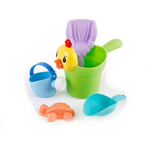 ZIYU Kinderweich Klebe-Staubspielzeug Kinder Spielen Sandwasser Spielset -