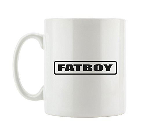 J.Roxx Fatboy Fun Tasse
