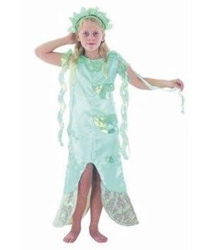 mermaid girls fancy dress costume age