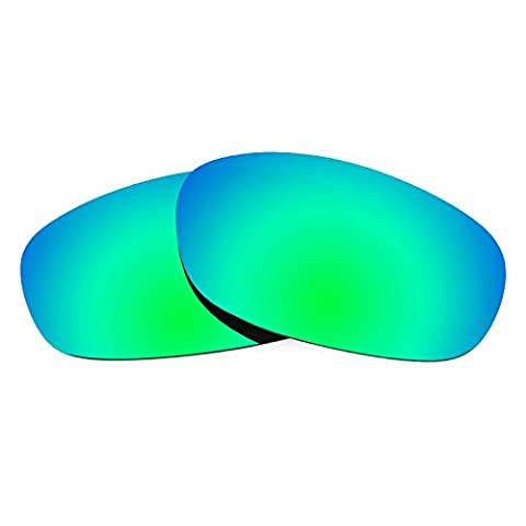 Revant Replacement Lenses for Ray-Ban Orbs Prophecy (B&L) Polarized Elite Rogue Green